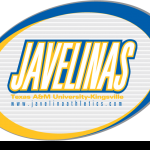 Javelina Wordmark Alternate - Rarest of the versions, this appears on some publications
