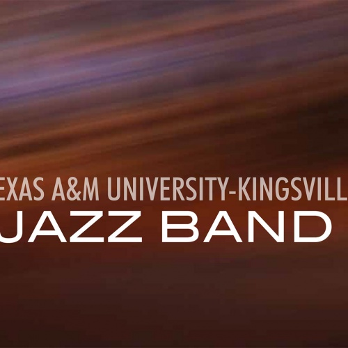 Jazz Band I Program Cover